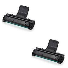 2x Toner compatible  NON OEM para  SAMSUNG  ML1610 ML1615 ML2010 SF750 ML2520