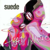 SUEDE - HEAD MUSIC 1999 AUSTRIAN CD