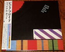 PINK FLOYD THE FINAL CUT JAPAN CD WITH OBI   2004