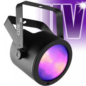 Chauvet DJ COREpar UV USB 70w COB Ultra Violet Cannon Beam or Wash Stage Par Can