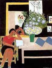 Henri Matisse La tabla Rojo A3 Foto impresión