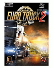 Euro Truck Simulator 2 Steam Key PC Game Code Download global [Lightning Shipping]