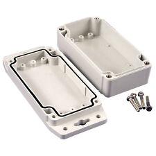 Watertight IP67 Hammond Enclosure 1555 Flanged Lid 120x66x42mm Project Case Box