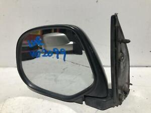 Toyota HIACE Left Door Mirror SBV Manual 10/95-02/04