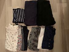 Umstandskleidung Paket Gr. 38 M 13 Teile Schwangerschaft Hose Jeans Shirt Kleid