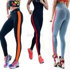 Women Soft Cotton Legging Spandex Yoga Sweat Pants Gym Sports Athletic Pants D70