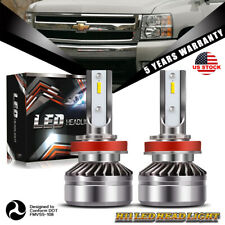H11 LED Headlight 6000K Low Beam Bulbs for LEXUS ES350 IS250 CT200h RX330 AC-81