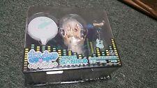 Super Sonico- Sonico- Chibi Figure Set- Japan Prize- Nitro+ Banpresto- Import