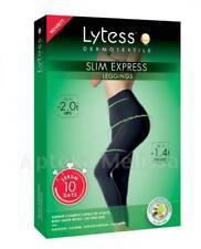 LYTESS SLIM EXPRESS Wyszczuplające leginsy Slimming leggings