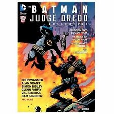 The Batman/Judge Dredd Collection by Alan Grant and John Wagner (2014,...