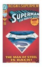New ListingSuperman: The Man of Steel #22 [Die-Cut Cover Edition] (Jun 1993, Dc)