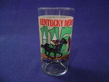 1989 OFFICIAL KY KENTUCKY DERBY MINT JULEP GLASS HORSE RACING CHURCHILL DOWNS