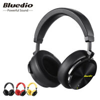 Bluedio T5S Bluetooth  Headphones Wireless Noise Cancelling Headsets Mic