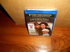 Life Is Beautiful: Blu-ray Disc 2011 *Foreign Language Film* New + I Ship Faster