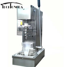 110V Fruit Ice Cream Mixing Machine Yogurt Blender With Free Cone Cup
