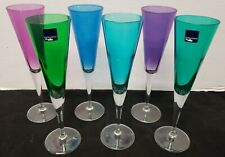 LEONARDO WINE GLASS'S MADE IN GERMANY  SET OF 6 AS PICTURED