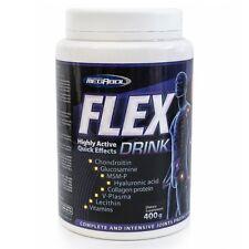 MEGABOL Flex Drink 400g COLLAGEN GLUCOSAMINE MSM, JOINTS & BONES SUPPORT, FLEXIT