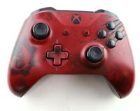 Gears of War 4 Crimson Omen Limited Edition Wireless Controller Xbox One