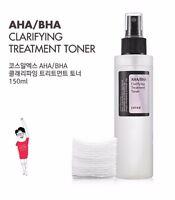 [COSRX] AHA/BHA Clarifying Treatment Toner 150ml w/ Free Sample