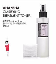 [COSRX] AHA/BHA Clarifying Treatment Toner 150ml [USA SELLER]