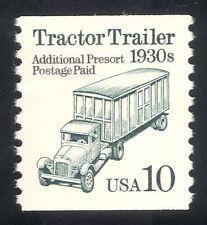 USA 1985 trasporto/Rimorchio per trattore/AUTOCARRO/Camion/MOTORI 1 V O/P BOBINA (n43732)