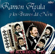 Ramon Ayala y Los Bravos del Norte Mi Acordeon y Yo BRAND NEW  FACTORY SEALED CD