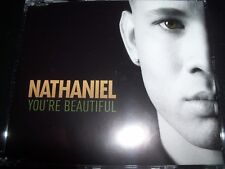 Nathaniel You're Beautiful Australian CD Single – Like New