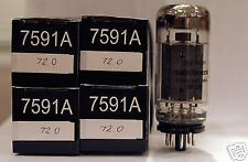 Electro-Harmonix EH 7591A 7591 Tube Factory Matched Quad- For Fisher McIntosh