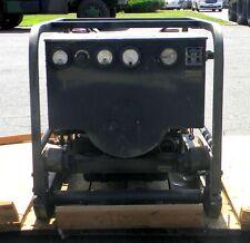 Military Surplus Skid Mounted 4 Cyl Gasoline Generator 3 KW, 28 VDC  MEP-026C