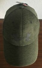 Under Armour Mens Hat Heatgear Size S/M Cap 1305041 357 NWT