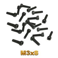 S20 Imbusschraube,Zylinderschraube 10x Schraube XHD 12.9 M3 x 12 Imbus 2,5mm sw