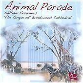 WILLIAM SAUNDERS Organ Brentwood Cathedral ANIMAL PARADE Rutter, Gardiner, Steel