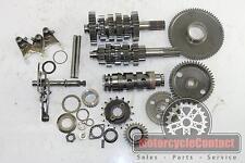 02-06 Ducati Monster 620 Transmission Tranny Gears Shaft Shift Forks Cam