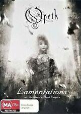 Opeth - Lamentations Live At Shepherd's Bush Empire Dvd Music Metal Worldwide R0