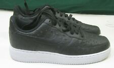 AIR FORCE 1 07 LV8 718152 009 black white MEN Size 8.5-9.5 (ONE SIZE DIFFERENCE)