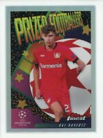 2020 Kai Havertz Topps Finest UEFA Champions League Prized Footballers Refractor