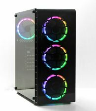 RGB GAMING PC Ryzen 7 3700X RX 5500 XT 1 TB M.2 All Pcie 4.0 16GB DDR4 3600