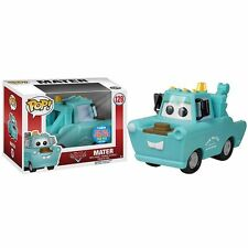"NYCC Exclusive Mater MENTHE deco 3.75"" Vinyle FIGURINE POP Funko Disney Cars 129"