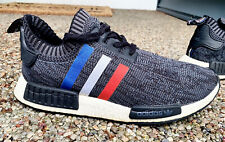 Men's Size 11 ADIDAS NMD R1 Primeknit Tri Color 2016 Athletic Shoes
