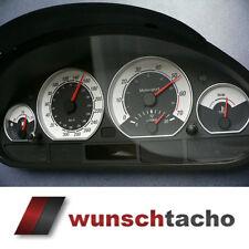 discos para velocímetro BMW E46 Gasolina Negro Deporte motor 310 kmh
