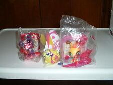 3~Mc Donald's Littlest Pet Shop Happy Meal Toys, BUTTERCREAM,PENNY LING,TWANGO
