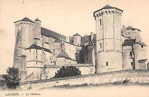 BF10045 saumur le chateau france       France