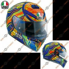 Casco Integrale Agv K3 SV '17 Top Five Continents MS