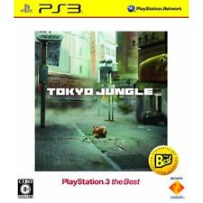 Used PS3 TOKYO JUNGLE Best Edition for PS3