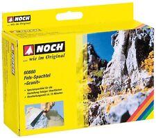 """(12,98€/kg) NOCH 60880 Felsspachtel  """"Granit"""", grau, 400 g , Spachtelmasse"""