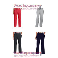 Cotton Blend Other Casual Mid Rise Trousers for Women