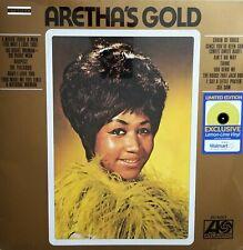 ARETHA FRANKLIN SEALED YELLOW COLOR VINYL LP R&B SOUL GOLD FUNK ATLANTIC RECORD