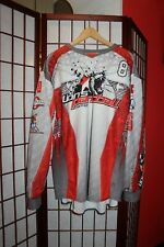Swiss Paintball league Paintball Lions  #8 Claude Paciotti  match shirt 2XL ALY