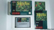 Secret of Mana - Super Nintendo - SNes