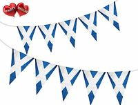 Vintage Scottish St Andrews Bunting Banner Stylish decoration by PARTY DECOR